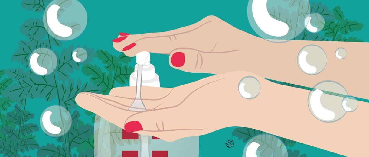 6 Best Hand Sanitisers For Gentlewomen On The Go