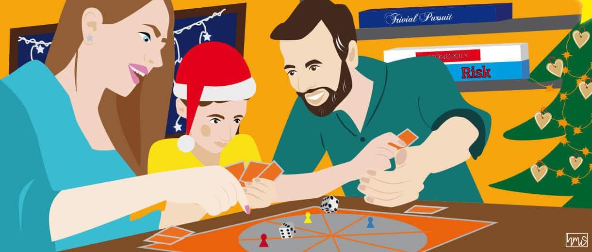 Board Games By Hanna Suni | CrunchyTales