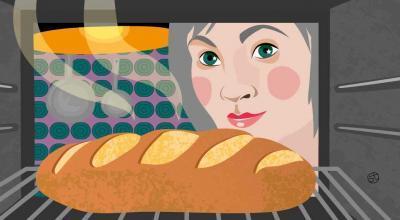 Making Bread   CrunchyTales   Stefania Tomasich