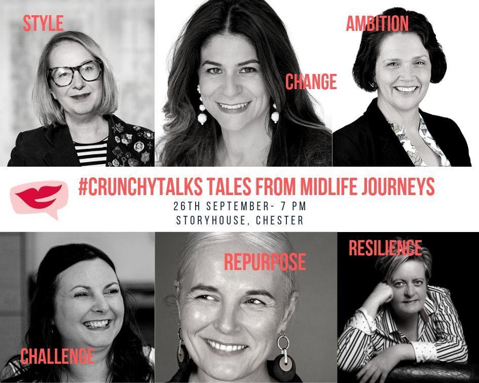 #CrunchyTalks Storyhouse, Chester