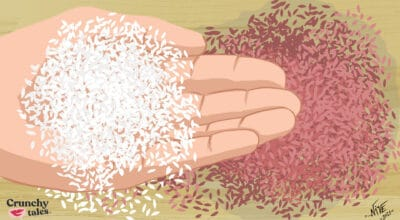 Types Of Rice   CrunchyTales
