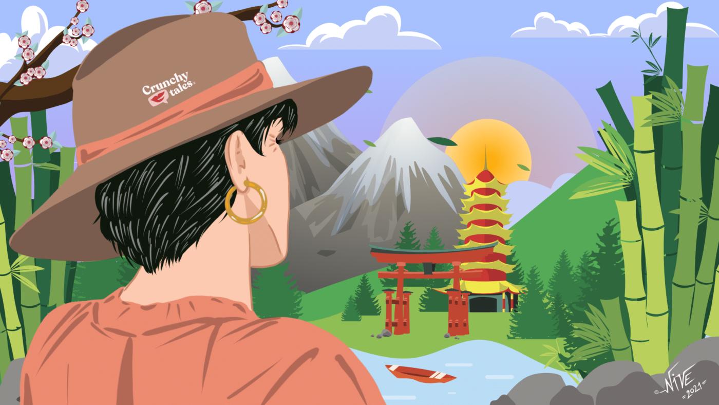 Japanese Gardens | CrunchyTales