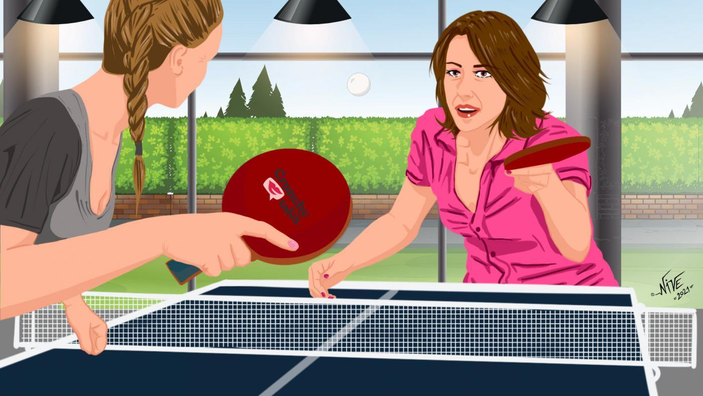 Table Tennis | CrunchyTales