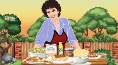 Sophia Loren | CrunchyTales