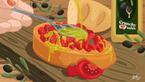 Olive Oil | CrunchyTales
