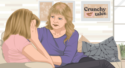 Difficult Teen Agers | CrunchyTales