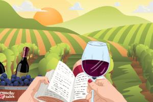 Vineyard Escapes   CrunchyTales