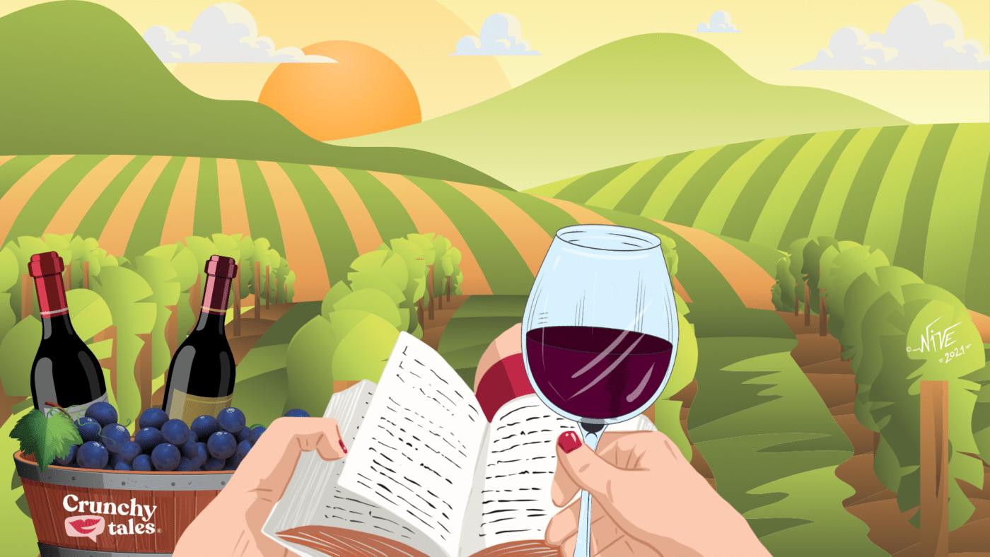 Vineyard Escapes | CrunchyTales
