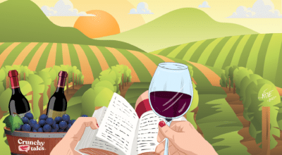 Vineyard Escapes | CrunchyTales