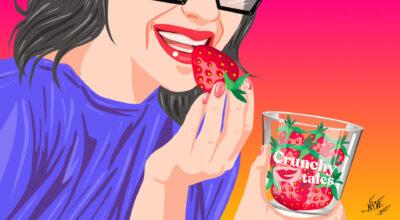 Foods Of Love | CrunchyTales