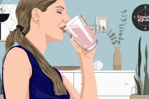 Protein Shake | CrunchyTales