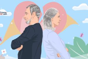 Gray Divorce | CrunchyTales