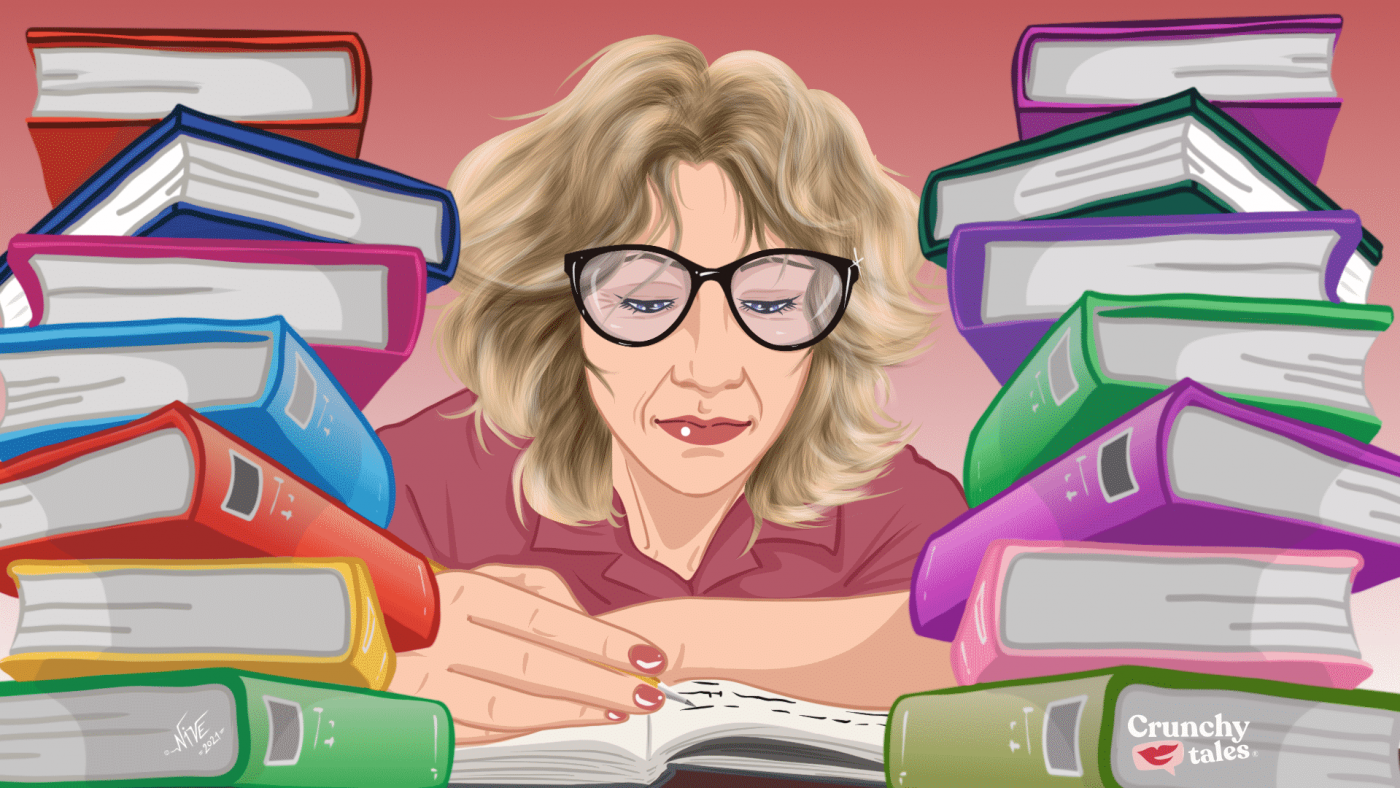 Writing A Book | CrunchyTales
