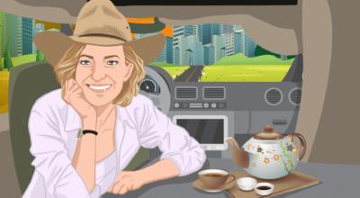 Michelle Fishburne | CrunchyTales