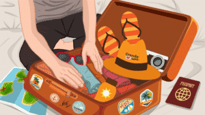 How To Pack A Suitcase   CrunchyTales