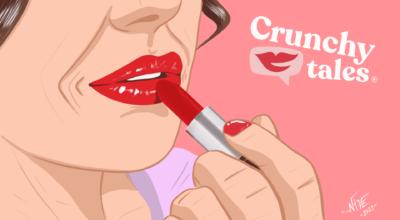 Red Lipstick | CrunchyTales