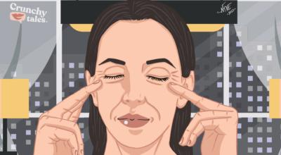 Eye Yoga | CrunchyTales