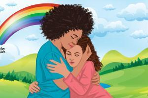 Supporting Your LGBT+ Kid | CrunchyTales