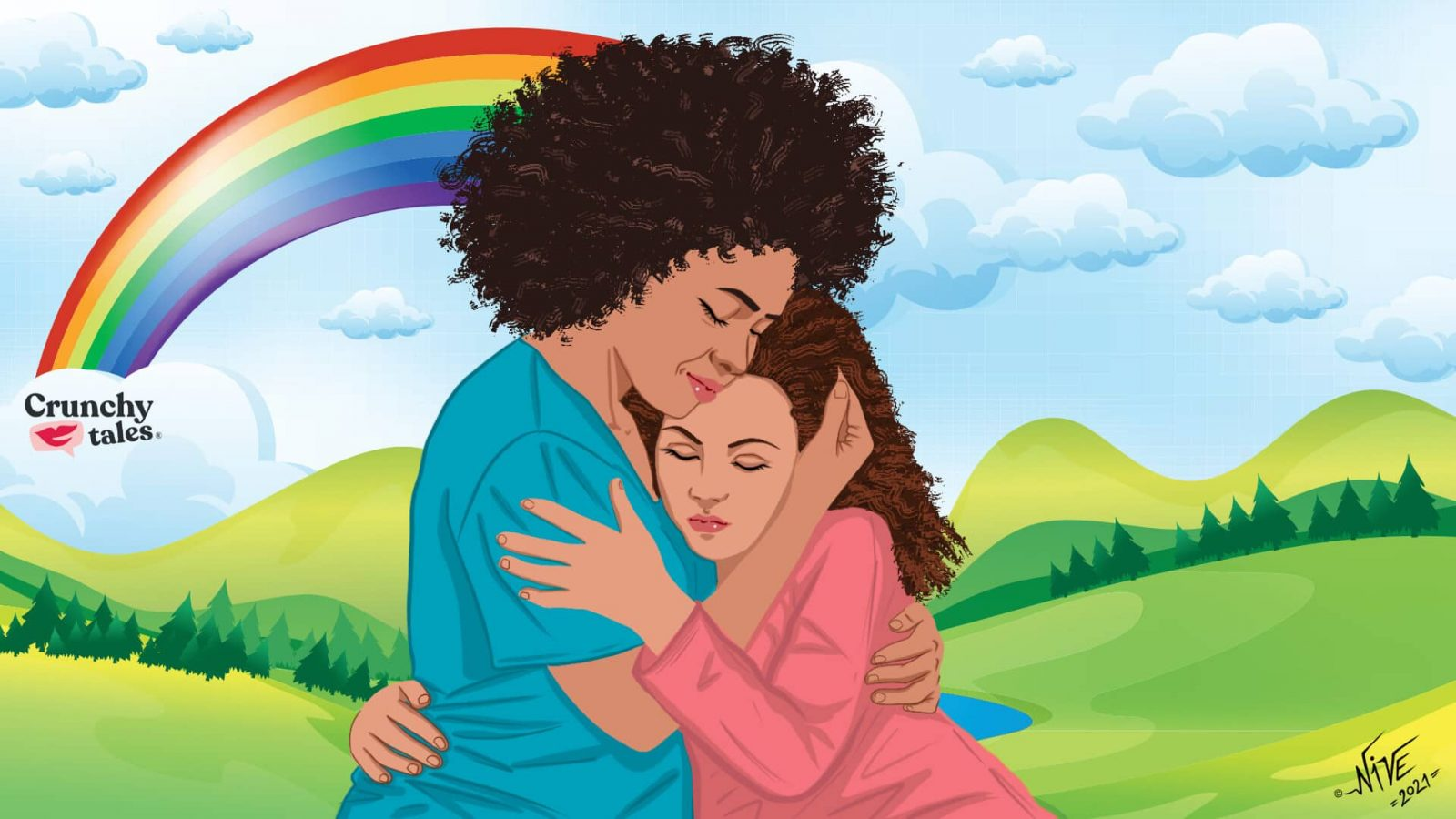 Supporting your LGBT+ kid   CrunchyTales