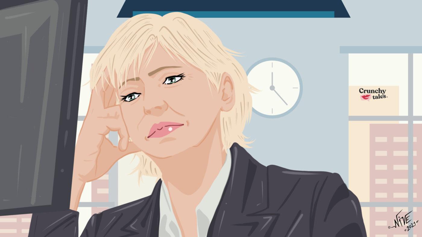 Menopause At Work | CrunchyTales