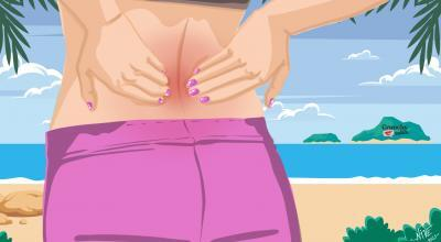 Lower Back Pain | CrunchyTales
