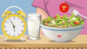 Intermitting Fasting   CrunchyTales