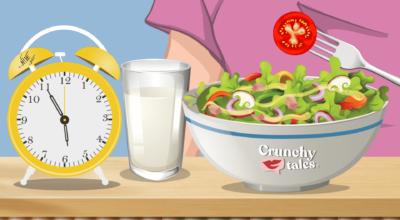 Intermitting Fasting | CrunchyTales