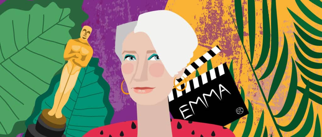 Emma Thompson   Portrait