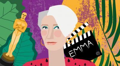 Emma Thompson | Portrait