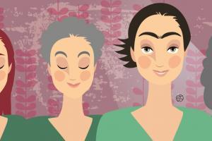 Eyebrows | CrunchyTales | Stefania Tomasich
