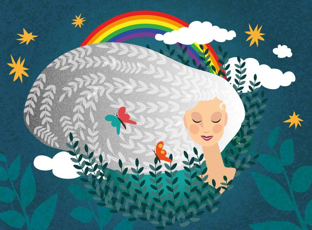 CrunchyTales Manifesto | Stefania Tomasich illustration