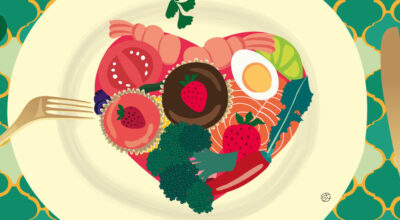 Intuitive Eating: Making Peace With Food In Midlife | CrunchyTales