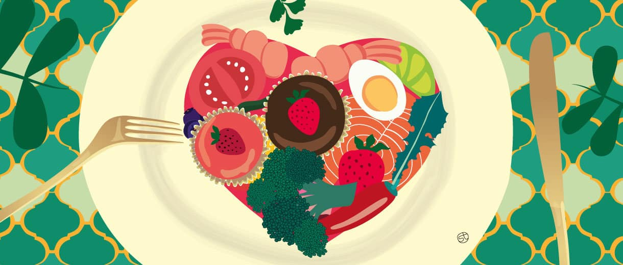 Intuitive Eating: Making Peace With Food In Midlife