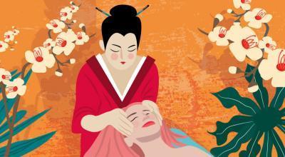 Japanese Kobibo Face Massage   Stefania Tomasich For CrunchyTales