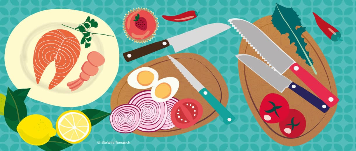 5 Essential Knives For Chopping Like A Pro