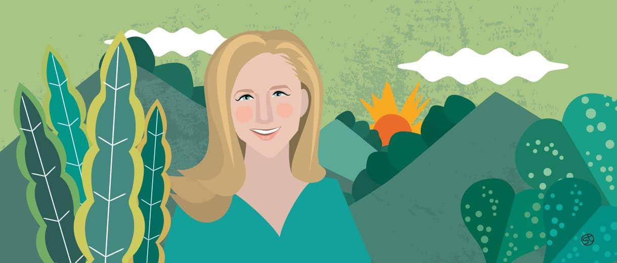 Laurie Cameron Portrait