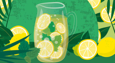 Lemonade For Grown Ups: A Classic Summer Treat With A Twist | CrunchyTales