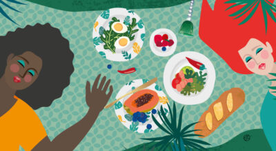 Picnic Tips For 'Moveable Feasts'   CrunchyTales