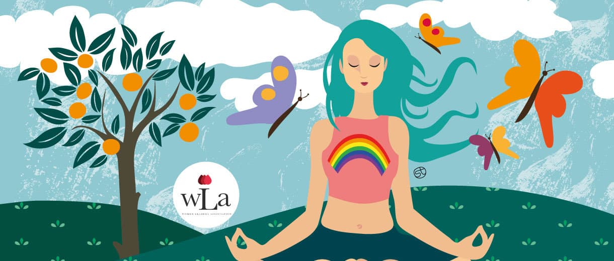 9 Top Tips To Achieve A Positive Mind-Set | Crunchy Tales And WLA | Women Leaders Association