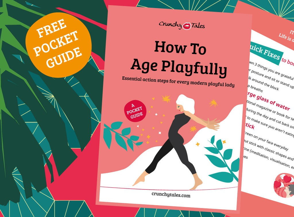 Free Pocket Guide | CrunchyTales