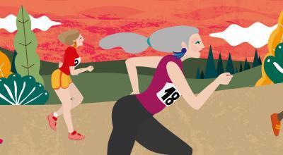 Running In Midlife | CrunchyTales | Stefania Tomasich