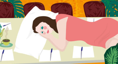In Praise Of The Power Nap   CrunchyTales