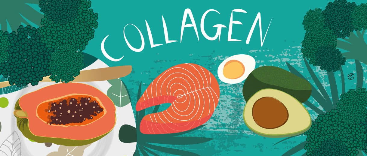 Top Foods To Naturally Boost Collagen Levels In Your Body