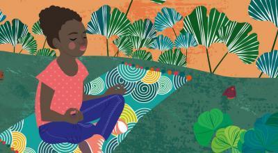 Yoga For Kids | CrunchyTales Stefania Tomasich