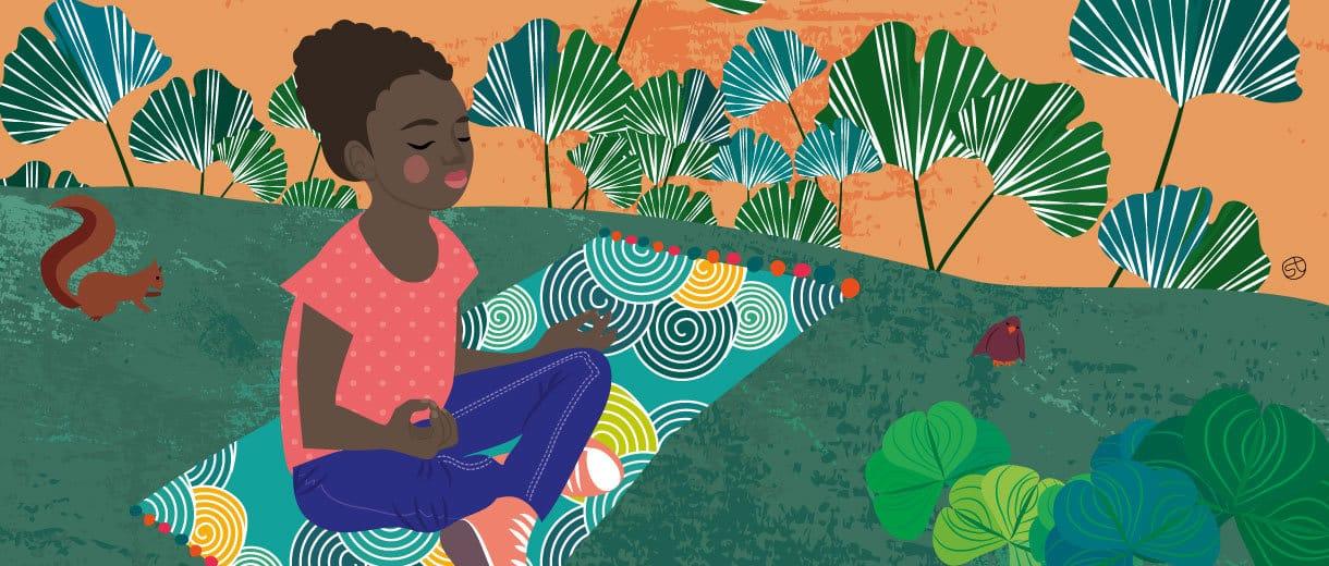 Yoga For Kids | CrunchyTales