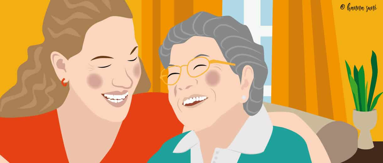 Are You A Carer? Why It's Important To Look After Yourself