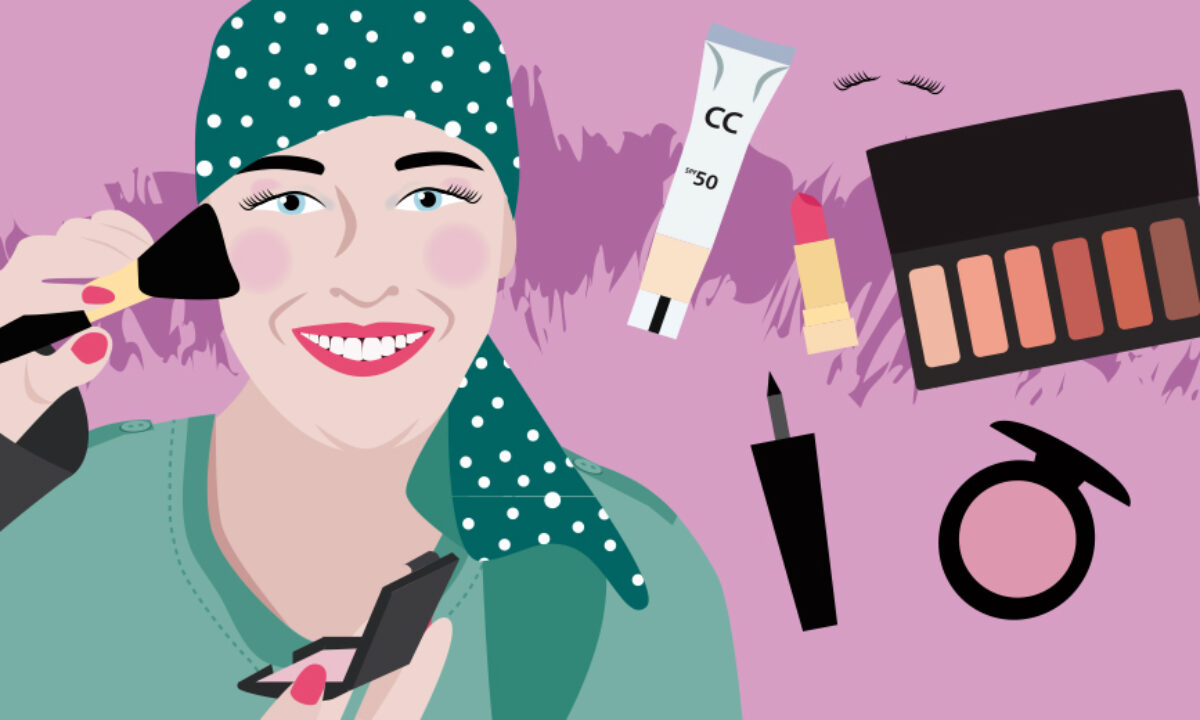 7 Great Make Up Tips For Chemo Patients