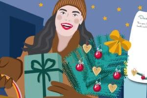 Christmas Shopping | CrunchyTales
