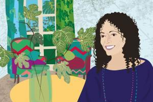 A Colorful Journey With Tricia Guild | CrunchyTales