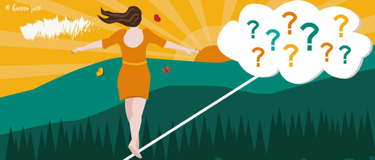 5 Simple Rituals To Help You Face Uncertainty